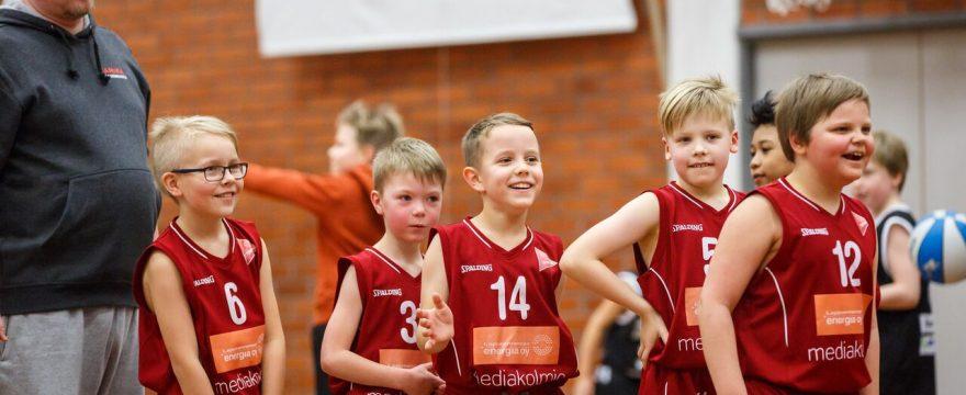 U14, U16 ja Mikrot – katso harjoitusajat ja ilmoittaudu mukaan!
