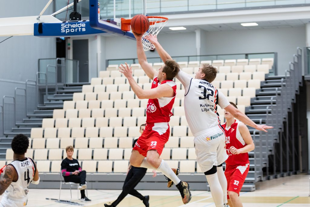 Kierros 24: Lappeenrannan NMKY – Lahti Basketball