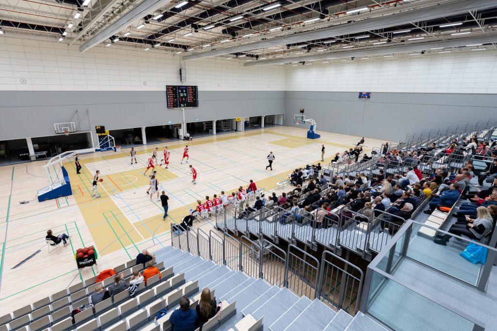 Kierros 8: Lappeenrannan NMKY ‑Kipinä Basket