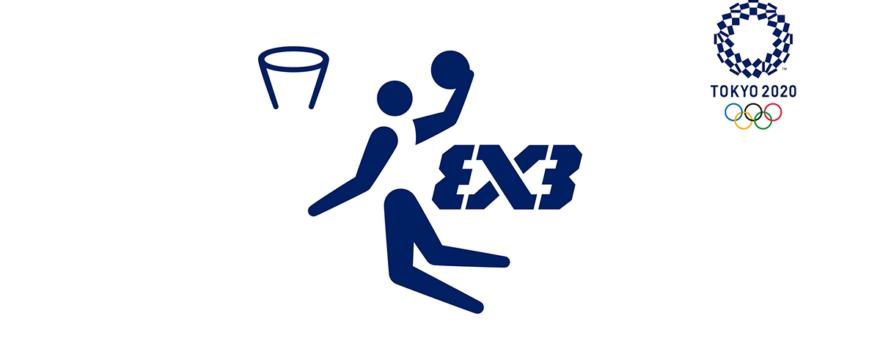 3×3 koripallo olympialaisissa 1. kertaa. Tule katsomaan sitä 24.7. Lappeenrantaan!