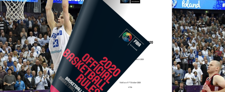 FIBA Official Basketball 2020 rules at Your Disposal